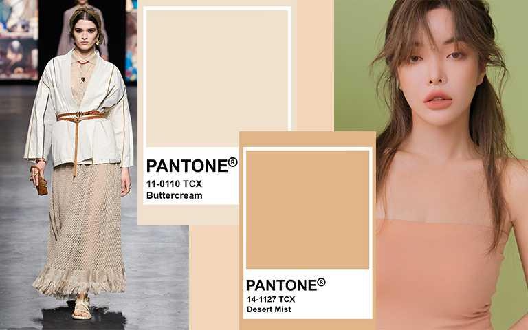 從時尚圈到美妝界全席捲!溫柔力量「時髦裸」趨勢,撩人於無形!