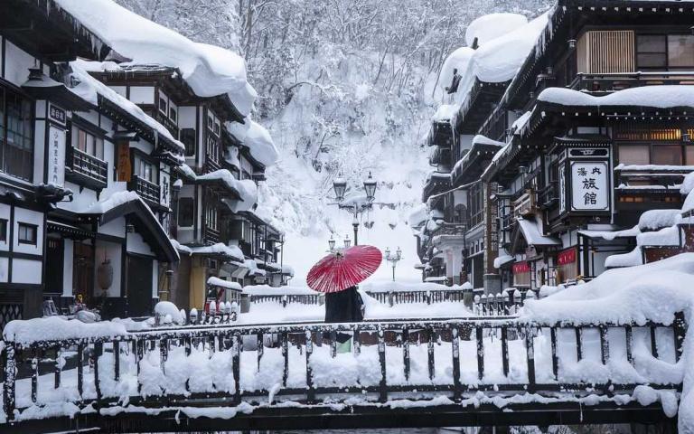 白茫茫的冰雪世界我來了!盤點日韓最夯賞雪景點 不能出國就靠照片來幻想