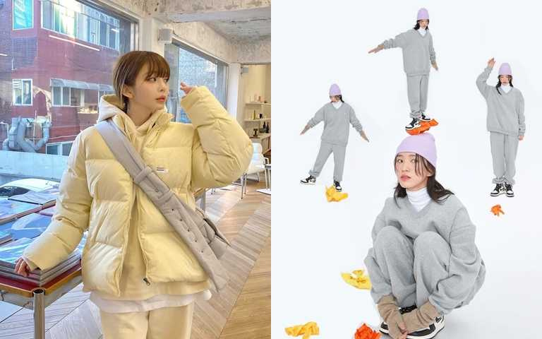 韓妞都在瘋的運動套服怎麼搭才不像邋遢宅女?!JENNIE、TAERI、MAMAMOO巧手神搭出街頭時髦,懶人時尚必學!