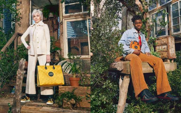環保時尚!GUCCI推首個持續系列 用再生尼龍打造包款、服飾系列