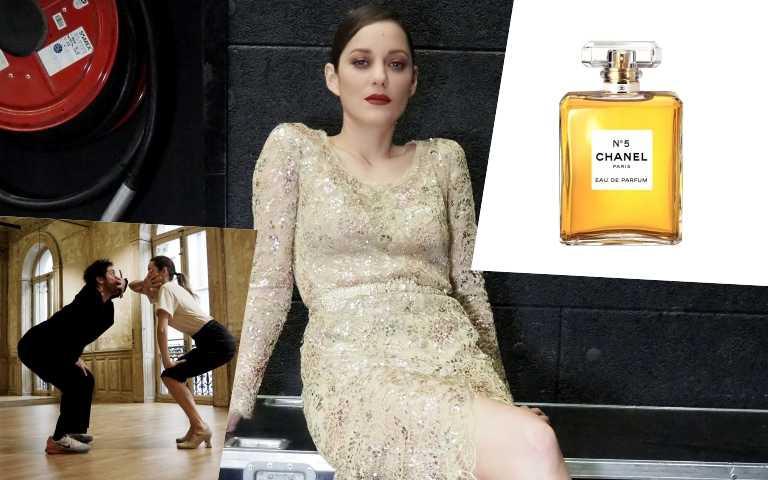 終於盼到!香奈兒最經典 N°5 香水推出全新影片,請來法國影后瑪莉詠·柯蒂亞在月球上華麗漫舞