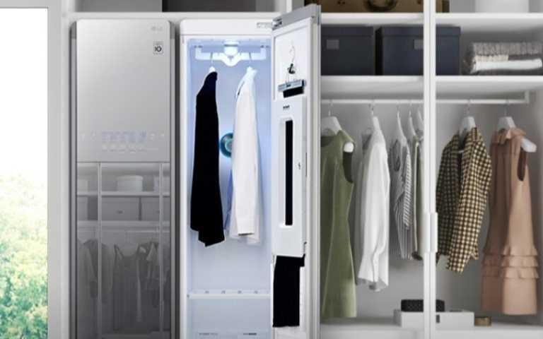 別讓衣物成為防疫破口!「LG Styler蒸氣電子衣櫥」殺菌、除皺超方便!
