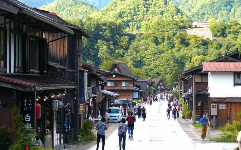 線上旅遊正夯 Youtuber帶逛日本中部 還有當地特產直送到家