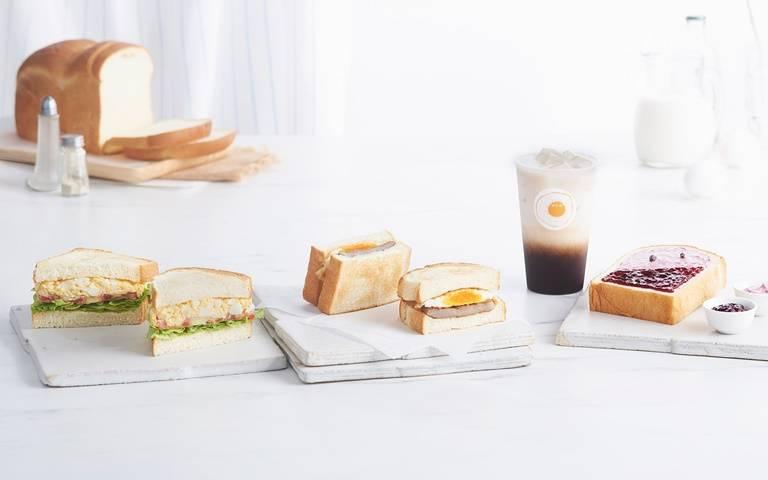 世界冠軍麵包師出手了!連鎖早餐推「進化版生吐司」 百分百生乳添加只要40元起