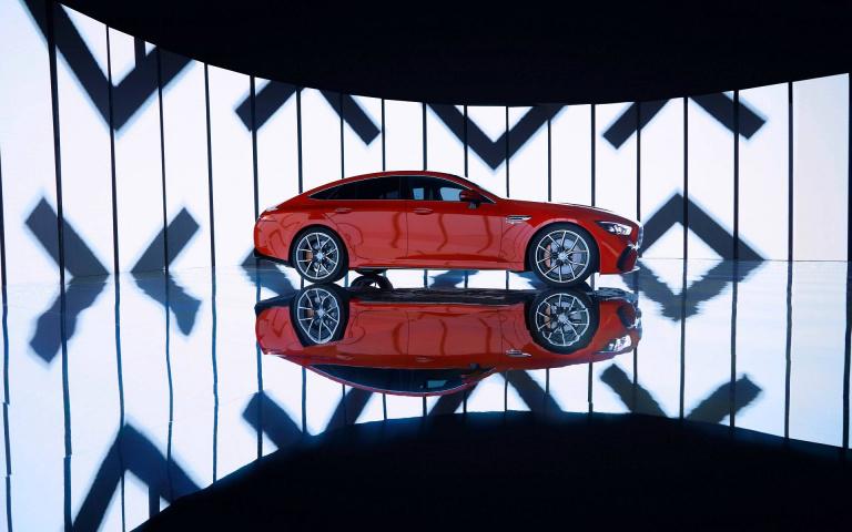 AMG 動力新未來? Mercedes-AMG 首款混合動力性能量產車  GT 63 S E PERFORMANCE 全球首發!