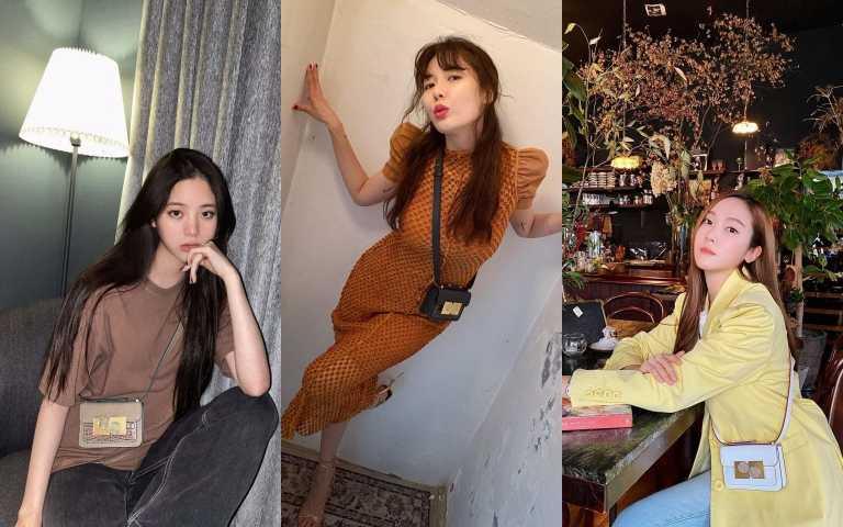 收服泫雅、Jessica、歐陽娜娜的心!超時髦迷你包PORTS 1961 ANIKA包台灣也買得到!