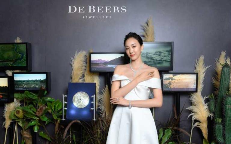 探尋絕世美鑽非凡旅程!DE BEERS「Nature's Origins」頂級珠寶展 鑽頌永恆自然奇蹟