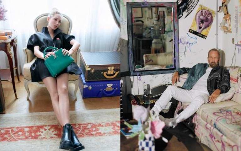 時尚愛跨界!LV包款鑲嵌珠寶、藝術插畫家攜手DIOR 更有運動品牌與PRADA合推聯名潮鞋