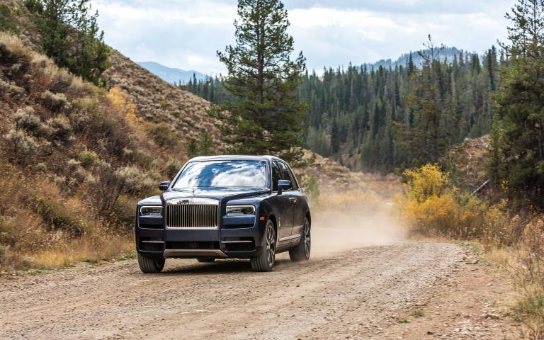 媲美移動豪宅 最尊貴的LSUV! Rolls Royce Cullinan高貴而野蠻!
