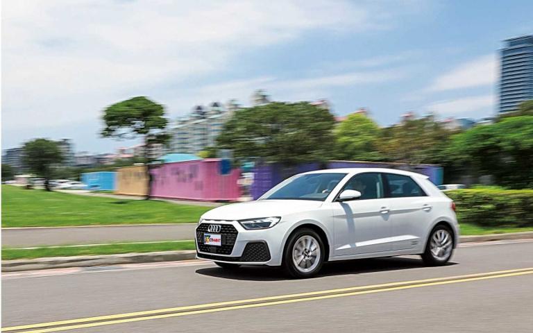Audi A1 Sportback 30 TFSI 大改款小鋼炮