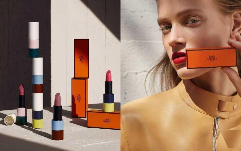 Hermès愛馬仕推出首間《香水與彩妝快閃店》!本月10/12,地點確定就在信義A8!秋冬還推出三款夢幻玫瑰色,而且擁有Hermès專屬的香氣!