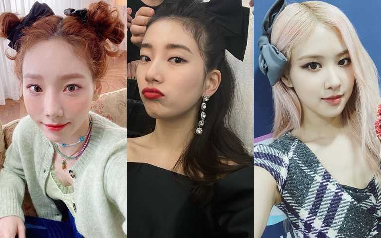 蝴蝶結一點也不無聊!盤點5款韓國女星最常亮相的超可愛蝴蝶結髮型!