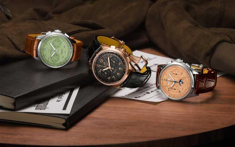 極致優雅時計美學!百年靈「Premier Heritage」文化系列腕錶 功能大躍進重現紳士非凡品格