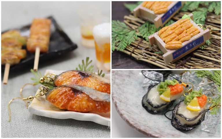 「居酒屋料理」通通縮小變成雜貨,刺身、燒烤美味直接溢出螢幕啦!