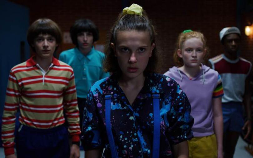 《怪奇物語》魅力驚人 打破Netflix觀影紀錄