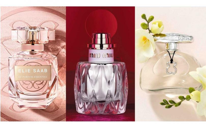高顏值仙女級香氛報到!!情人節女孩們最想收到的禮物就是它們!
