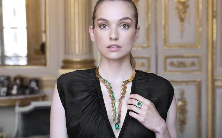 藝術解構世界指標建築!全新CHAUMET「Perspective de Chaumet築藝萬象」頂級珠寶