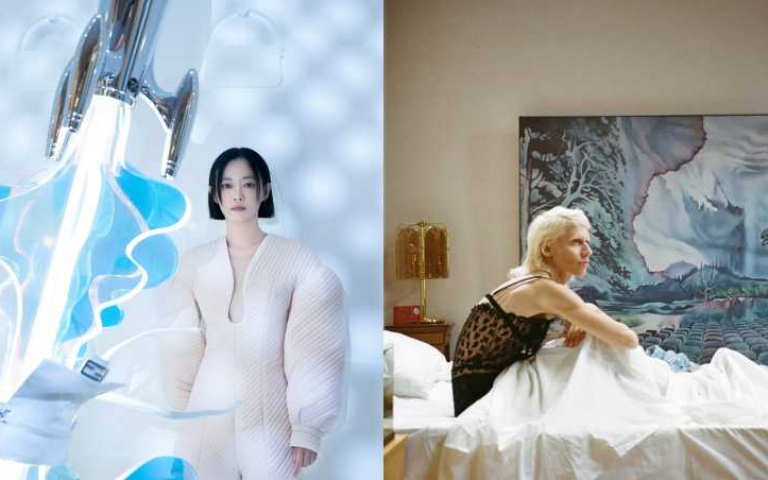 時尚聯乘藝術!空間、影集與裝置藝術,PRADA、GUCCI、FENDI紛紛攜手藝術展現不同角度的時尚關點