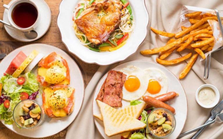 小奢華早午餐!肉食主義沙朗牛排VS.五星級三明治 美好的一天從這裡開始