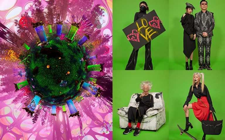 台灣之光設計師JENN LEE再登倫敦時裝周!攜手金馬特效團隊與多位名人,以VR虛擬實境特映2021秋冬新作!