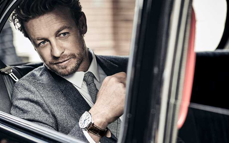 完美決勝時刻!佩戴現代紳士風格腕錶 自在駕馭雙面型男的理想生活