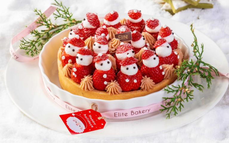 6款耶誕限定甜點推薦!各式耶誕圖騰又萌又吸睛 攻陷少女心