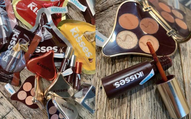 ETUDE X HERSHEY'S KISSES聯名系列太生火了!!去年沒搶到的人今年拜託手刀加速衝去買!!!
