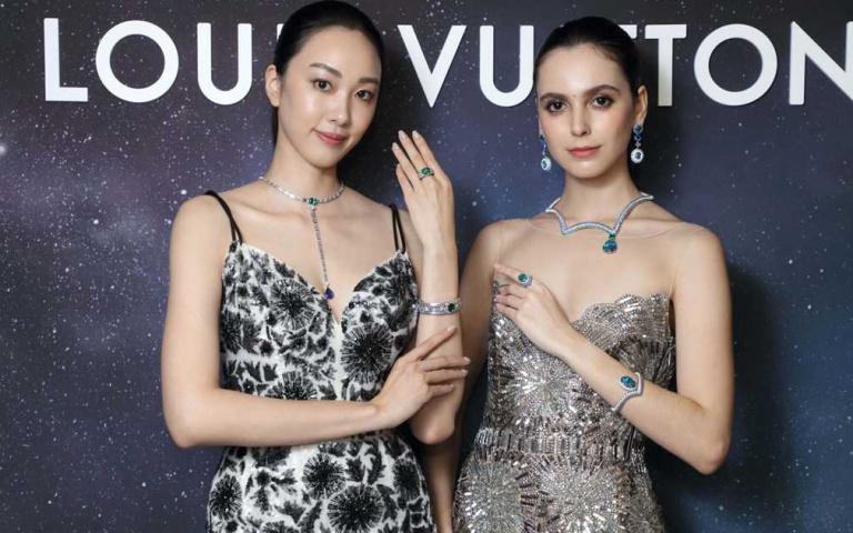 〔Jewelry〕LOUIS VUITTON路易威登2020年高級珠寶展