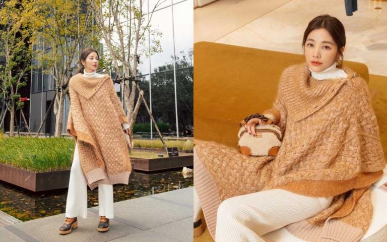 女神許路兒的冬日度假時尚!Chloé攜手韓星最愛滑雪服品牌Fusalp,打造一系列從運動到都會的時髦雪國裝扮