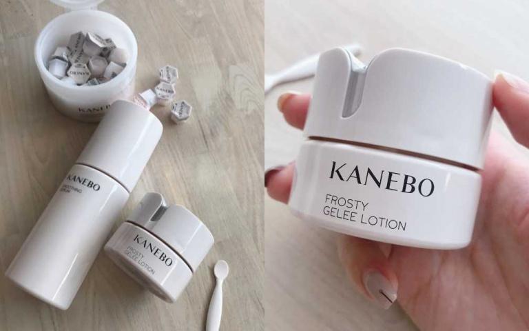 日本女生都在用它!KANEBO推出避免夏日「口罩痘」神器