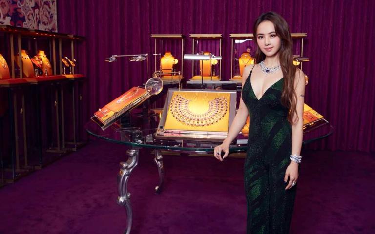 寶格麗BAROCKO頂級珠寶華麗開展!代言人蔡依林璀璨亮相,最前線感受彩寶藝術能量